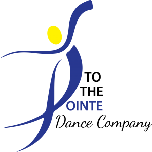 To The Pointe Dance Company Logo